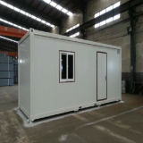 Prefabricated Movable Mobile Modular Flat Pack House (KXD-CH14)