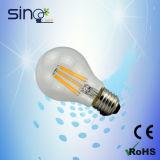 A19/A60 LED Filament Edison Bulb, LED Filament Lamp 8W