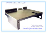 Sheet Metal Part Secc Electro Galvanized Steel