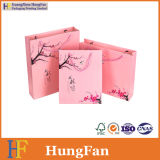 Custom High Quality Paper Packaging Bag Shopping