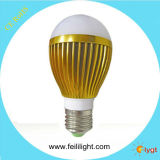 Hot-Selling Aluminium Alloy 3W / 5W / 7W E27 LED Bulb