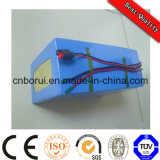 3.7V 3200mAh Lithium Ion Flat Top Battery 10A Discharge for Ebike