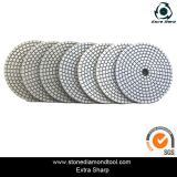 Diamond Flexible Polishing Pads (White Pane)