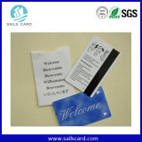 Combined RFID Card with Dual Frequency RFID or Contact IC Chip and Magnetic Stripe