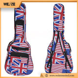 41inch Guitar Bag with Waterproof Shell Fabric Flag Pattern