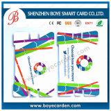 Hot Plastic Membership Card of Abnormity