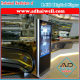 Mall Shopping Center LCD Digital Players for Advertising