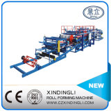 Automatic Multifunctional Sandwich Panel Roll Forming Machine