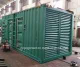 Standby Power 1 MW Containerize Silent Type Diesel Generator with Powerful Cummins Engine Kta38-G9