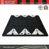 Rubber Car Speed Cushion with Highly Reflective Tapes (CC-B68)