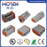 Deutsch Auto Wire Connector Electrical Connector Dt06-2s Dt06-3s Dt06-4s Dt06-6s Dt06-8s Dt06-12s Cwhao7a Wiring Harness for Car with Approvals