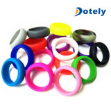 Women′s Silicone Wedding Ring Rubber Band Ring Pack