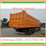 6X4 35tons Right Hand Drive HOWO Dump Truck