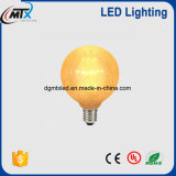 LED Warm White 3D Decorative Edison Light Bulbs Holiday