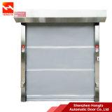 Industrial PVC High Speed Rolling Shutter Doors, Electrical Fast Rolling up Door (HF-1041)