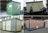 Zbw 10kv 22kv 33kv Package Power Substation/ Transmission Electrical Substation