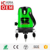 2 Lines Cross Line Self Leveling Green Laser Level for Sale