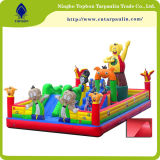 0.45mm PVC Inflatable Fabric for Castles Tarpaulin