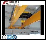 Electric Double Girder Overhead Crane with Grab Bucket