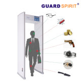 Bank Access Control Door Frame Metal Detector LCD Screen Security Metal Detector