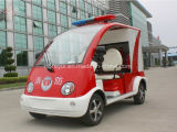 2 Seater No Water Tank Electric Fire Engine