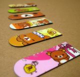 High Quality Promotional Magnetic Bookmark