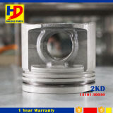 Excavator Diesel Engine Parts 2kd for Piston with Pin in Stock with OEM No (13101-30030)