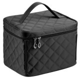 Quality Nylon Portable Outdoor Travel Tolietry Cosmetic Makeup Bag
