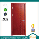 Customized Wooden Oak/Maple/Walnut Veneer Flush Door for Hotels