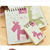 Wholesale Customized Stationery Pocket Spiral Notebook