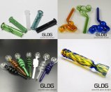 Wholesale High Quality Colorful Glass Pipe Skull Smoking Blown Sweet Puff Oil Burner