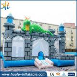 Lovely Inflatable Crocodile Castle, Inflatable Crocodile Bouncer for Sale