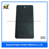 Black Electrostatic Powder Coating with Small Wrinkle Texture