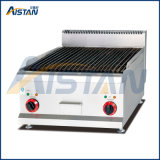 Eh689 Counter Top Electric Lava Rock Grill