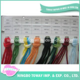 Online Wholesale Websites Textiles Factory Ring Spun Acrylic Yarn
