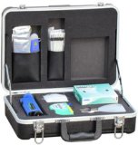 Deluxe Fiber Optic Cleaning Kit with 200X Inspection Scope
