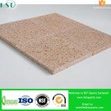 Rose Pink Artificial Quartz Stone for Tops, Rosa Porrino Quartz