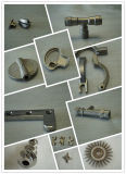 Steel Precision Casting Agricultural Machinery Parts Factory Industrial Machinery Parts