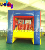 Customize PVC Tarpaulin Inflatable Basketball Shooting