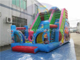 Vinyl Tarpaulin Lead Free Inflatable Slide with Wholesale Price