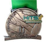 Sport Medal for Triathlon Series New York Finisher