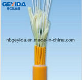 6 Core Breakout Fiber Optic Cable with Kevlar