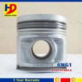 Hight Performance Diesel Engine Parts 6wg1 for Piston with Pin OEM (1-12111-964-2)