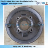 Stainless Steel Centrifugal Durco Mark 3 Pump Cover