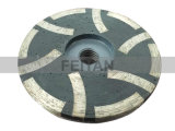 Resin Filled Cup Wheel for Stone Polishing