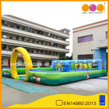 Hot Sale Inflatable Pony Hop Race Inflatable Horse Racing Games (AQ1656-2)