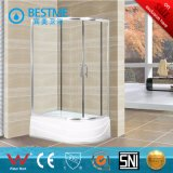 Popular Aluminum Shower Room with Acrylic Tray (BL-Z3513)
