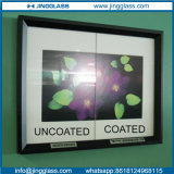 3-5mm Low Iron Tempered Ar-Coating Laminated Glass for Light Box