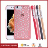 New Arrival Hollow out PC Back Cover Case for iPhone