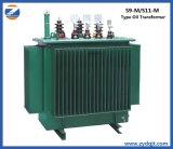 Factory Direct Sales S11 3 Phase 10kv-35kv Series Non-Excitation Regulating Oil Immersed Distribution Transformer